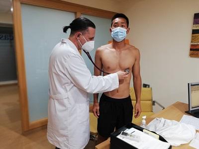 pruebas diagnósticas cardiología