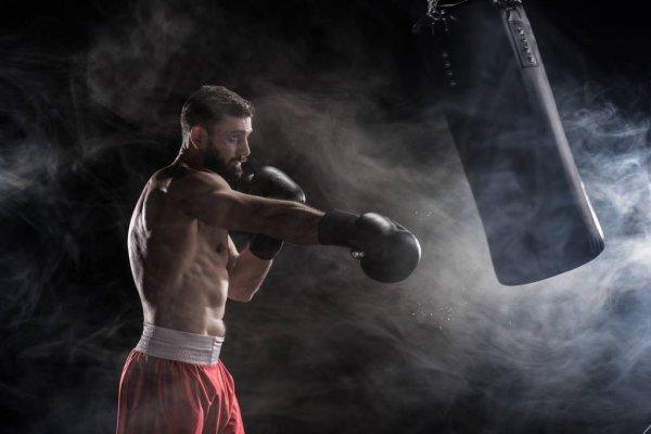 ¿El Triatlón Y Boxeo, Aumentan El Riesgo Cardiovascular7